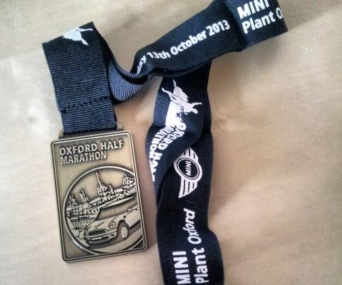 Medaile pro finišery