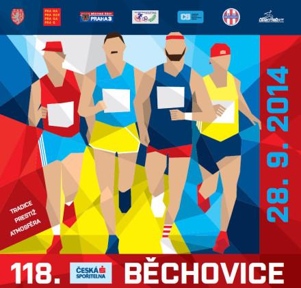 Běchovice – Praha 2014