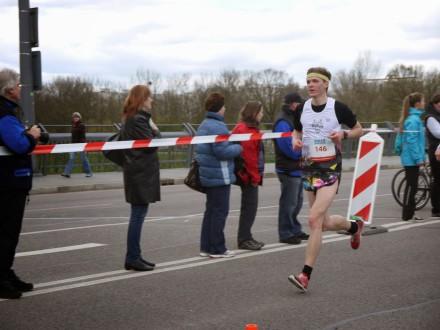 Pardubický vinařský půlmaraton a MČR v půlmaratonu 2015