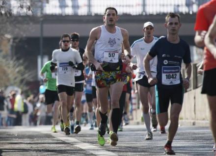 Pražský půlmaraton 2016
