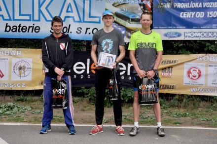 Eleven půlmaraton Praha-Brandýs 2016