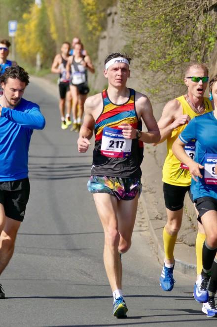 Pražský půlmaraton 2017