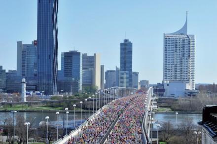 Passát fouká vlídný, nové jméno Vídni dá… – Vídeňský půlmaraton